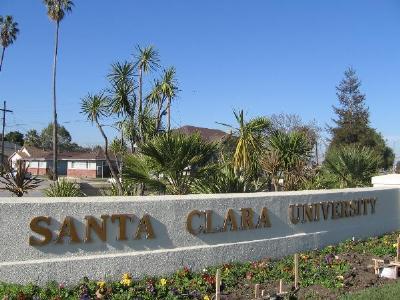 Photo of Santa Clara University